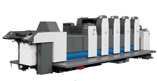 印刷机_供应利优比(良明)520gx六开四色高速印刷机